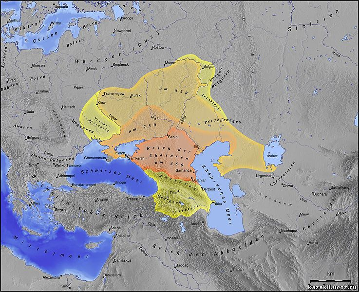 Украинское казачество становление